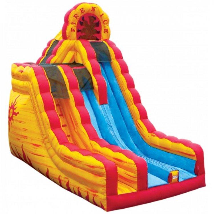 20' Fire & Ice DRY Slide