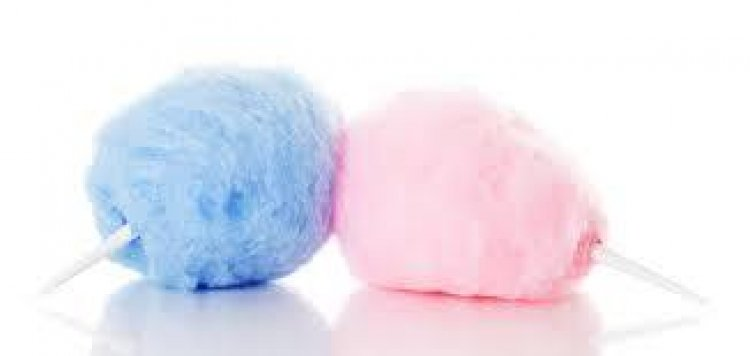 Additional 50 Cotton Candy Supplies