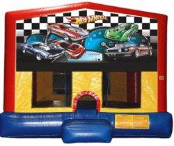 Hot Wheels Bounce House