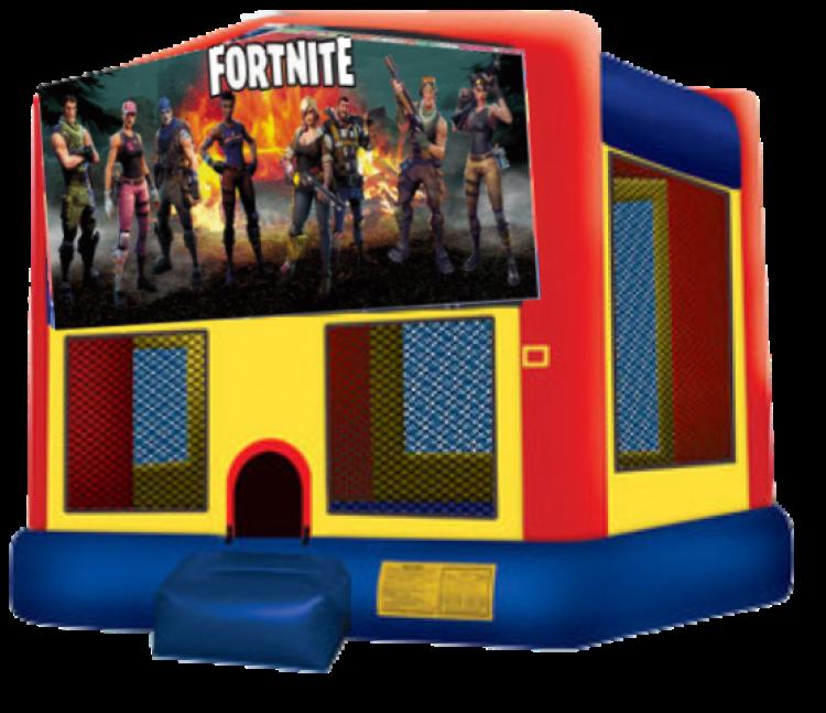 Fortnite Bounce House