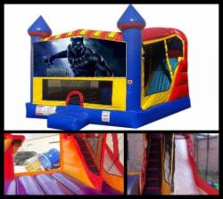 Black Panther C4 Slide Combo