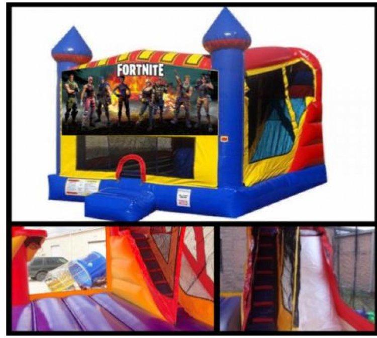 Fortnite C4 Slide Combo