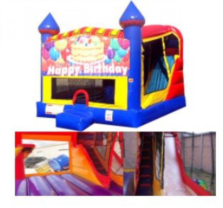 Happy Birthday C4 Slide Combo WET